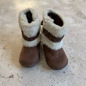 Girls Faded Glory Boots